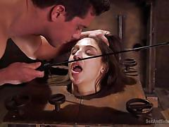 Her asshole is made for master's pleasure