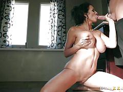 She allowed her stepson to fuck her once