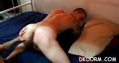 Handsome gay hunks just want some ass fucking right now
