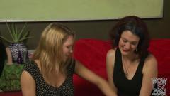 Epic lesbian orgasm - caral aorta, rain degrey