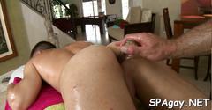 Wild gay spooning blowjob porn 3