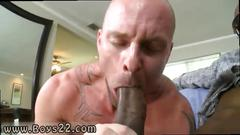 Black gay man hump a gay man while fuck xxx big meatpipe gay sex