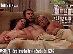 Leaked celebrity threesome videos!