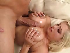 Kinky blonde dayna vendetta fucks prison guy