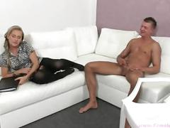 milf, f, blonde, slim, bush, missionary, cumshot