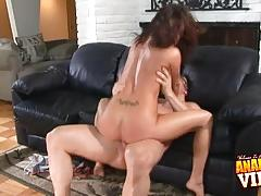 Nasty tory lane ass fucked