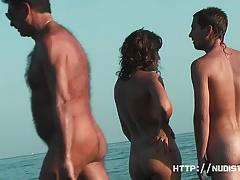 An excellent spy cam nude beach spycam