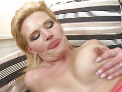 blonde, big tits, mature, high heels, blowjob, tattooed, reverse cowgirl, black stockings, mature nl, margaux m.