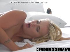 Nubilefilms - all she wants is cock and cum