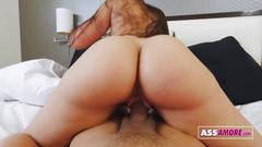 ass, big boobs, latina, big tits, big ass, pounding, pov, doggy style