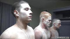 Military guys gay the hazing the showering and the fucking