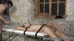Longest orgasm in bondage gay first time luke desmond might be corded down and naked but