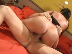 My dirty wife at home