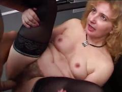 Private italian party with your wife #5
