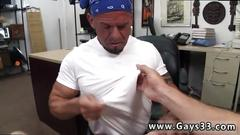 Gay lots of public hair snitches get anal banged