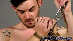 Gay bondage asia movie and sexy black men in bondage movietures aiden is weak as adam