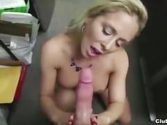 Super sexy milf pov handjob