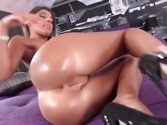 Amazing ass fingering