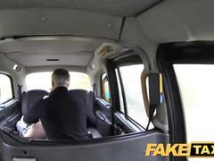 Fake taxi infamous john fucks taxi fan hard