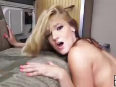 cumshot, hardcore, big, blonde, blowjob, tattoo, shaved, cowgirl, dick, reality, reverse, harper, hope