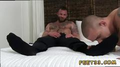 Pits and feet gay sex derek parkers socks and feet worshiped