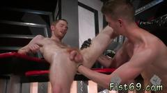 Gay puerto rican hairy boys first time as seamus takes his stretching like a excellent pig