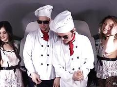 Steak and blowjob - german girls offering blowjobs in the van