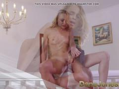 Dane jones hot eager ukranian sloppy blowjob and fucking