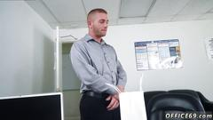 Hot men penis photos gay sex keeping the boss happy