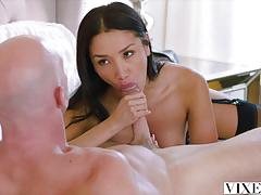 Vixen an irresistible assistant fufills her fantasy