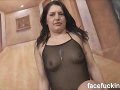 Fallon west face fucked, gets some anal and roughed up big time