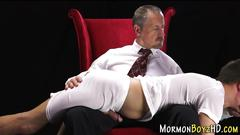 handjob, old and young, twink, gay, spanking