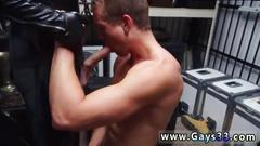 Free full length straight men gay sex xxx dungeon sir with a gimp