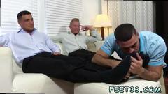 Gay ass and feet movies ricky worships johnny joeys feet