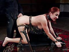 Slave training of sophia locke