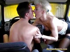 facial, blonde, milf, amateur, deepthroat, street, reality, german, backseat, pickup, carsex, germanstreets