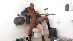 Straight men free asshole gay porn first time the hr meeting