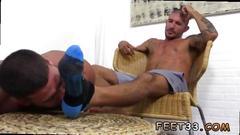 Close up movies of gay twinks feet johnny hazzard stomps ricky larkin