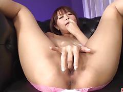 Japanese amateur devours this hard dick