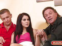 German amateurs casting for porn