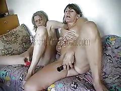 lesbians, big tits, mature, saggy tits, dildo, masturbating, gray hair, 69 position, nipples suckling, oma hotel, old nanny, rita xx