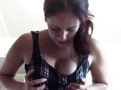 Mom and son fantasy kitchenbedroom pov sex simulation