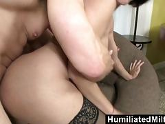 roxanne hall, brunette, blowjob, hardcore, big tits, lingerie, milf, babe, stockings, mature, gonzo, interview