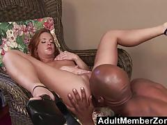 Gabriella banks takes on this huge cock