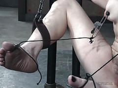 Extreme original device bondage