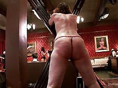 Syren gets humiliated on the upper floor