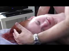 Johnny rockard's anal intrusion with redhead steph