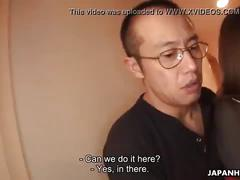 Asian bitch yuria is sexually annihilated by the boys