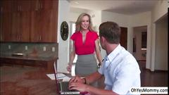 Teacher jaclyn sucks the prom kings cock and they get busted