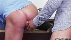 They love fucking and dildoing after work in office
